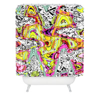 Ingrid Padilla Rush Shower Curtain