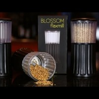 Blossom Flaxmill for Grinding Flax Seed