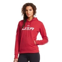 Under Armour Women's USA Hoodie