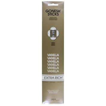 Gonesh - Vanilla 20 Count Incense Sticks