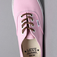 Vans Footwear The Authentic CA Sneaker in Pink Mist : Karmaloop.com - Global Concrete Culture