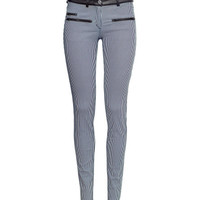 Twill trousers - from H&M