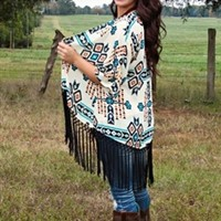 Girl In A Country Song Cardigan - Ivory