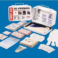 10 Person First Aid Kit - 1-800-Prepare