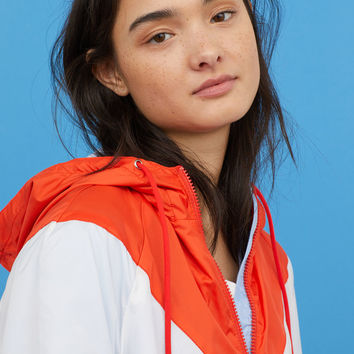 H&M Color-block Outdoor Jacket $34.99