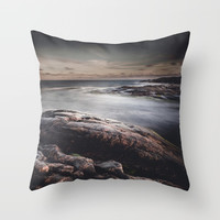 We are colliders Throw Pillow by HappyMelvin