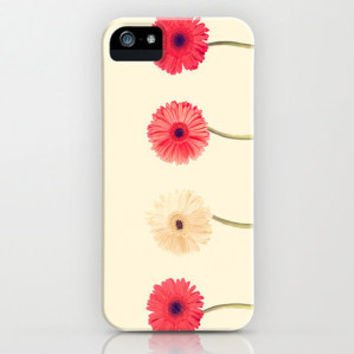 iPhone 5s case, iPhone 5 case, iPhone 5c, iPhone 4 case, Samsung Galaxy S4 case, coral, hipster, retro, vintage, geek girly pink flowers