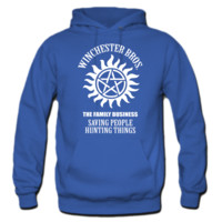 winchester bros hoodies