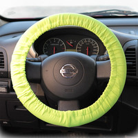 Steering-wheel-cover-for-wheel-car-accessories-Neon-Yellow
