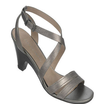 Franco Sarto Province Brazilla Leather Heeled Sandals