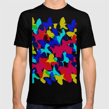 Butterflies T-shirt by Bee-Bee Deigner