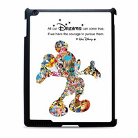 Disney Montage Mickey Mouse Collage iPad 2 case