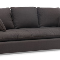 Pacific Heights Sofa Charcoal Gray