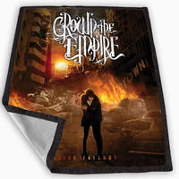Crown The Empire Cover Blanket for Kids Blanket, Fleece Blanket Cute and Awesome Blanket for your bedding, Blanket fleece *