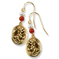 Gryffindor Earrings by Noble Collection
