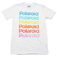 Altru Apparel Polaroid Logo Repeat mens shirt