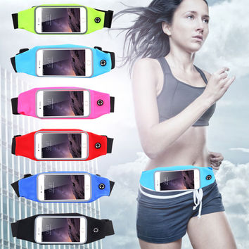 Waterproof Sport Outdoor Workout Running Gym Pouch Phone Case For iPhone