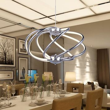modern pendant lights kitchen dining room lampara colgante light fixtures Hanging Lamp Mordern led Nordic retro pendant lighting