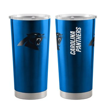 Carolina Panthers Travel Tumbler 20oz Ultra