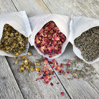 Relaxation & Aromatherapy Bath Tea Assortment Gift for Her, for a Friend, Coworker, Mom, Sister, Mother's Day Gift