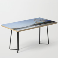 Santa Monica Pier Coffee Table by stine1