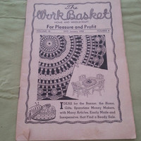 The Work Basket Home and Needle Craft for Pleasure and Profit Volume 15 January 1950 Number 4