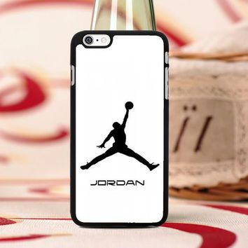 HOT SELL Jumpman Air Jordan Painted Plastic Hard Phone Case Cover For iPhone 5/5s 6/6