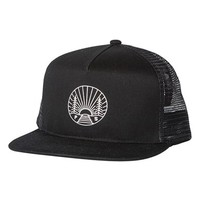 Men's Poler Stuff 'Camp Vibes' Trucker Cap - Black