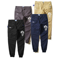 Casual Sport Exercise Gym Jogging Skinny Pants Sweatpants  _ 10253