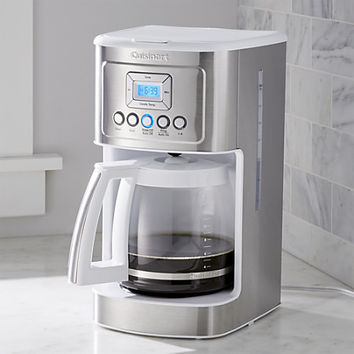 Cuisinart ® 14-Cup Perfectemp Programmable Coffee Maker White
