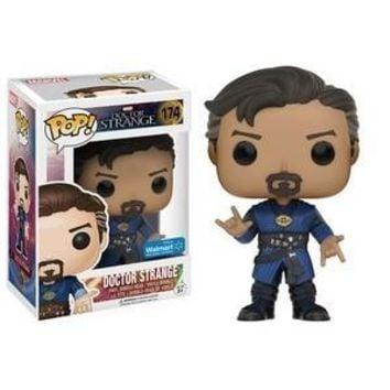 REPLACEMENT - FUNKO POP! MARVEL DOCTOR STRANGE (MOVIE) (NO CLOAK)