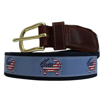 USA Chesapeake Crab / Belt