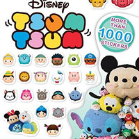 Ultimate Sticker Collection: Disney Tsum Tsum (Ultimate Sticker Collections)