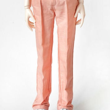 Peach SD13 Boy Pleated Trousers