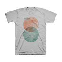 Moon & Earth Unisex Tee