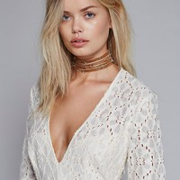 Free People In the Stars Lace Dress