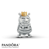Pandora Charm Queen Bee Sterling Silver