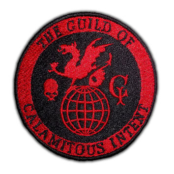 The Guild of Calamitous Intent Seal Patch