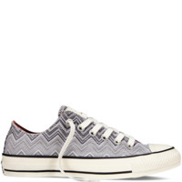 Converse X Missoni Chuck Taylor All Star Washed Canvas - Converse