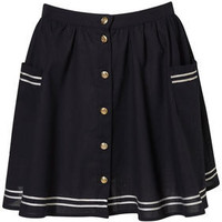 Sailor Skirt - Topshop USA