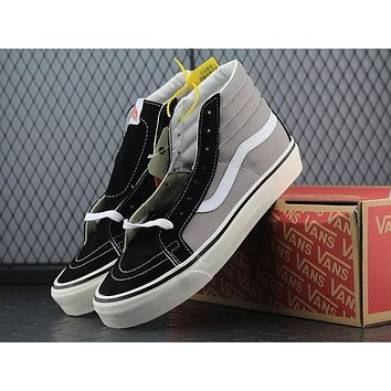 Best Deal Online Vans SK8 Hi 38 DX High Top Men Flats Shoes Canvas Sneakers Women Spor
