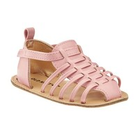 Multi-Strap Sandals for Baby