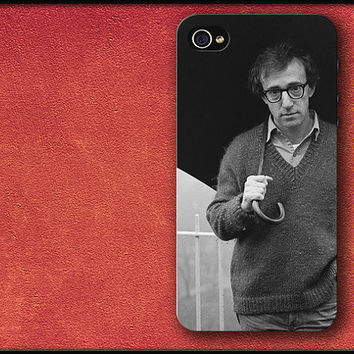 Woody Allen 4 Phone Case iPhone Cover