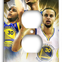 Stephen Curry The Golden Boy Golden State Warriros Outlet Cover