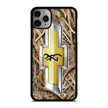 CAMO BROWNING CHEVY iPhone Case Cover