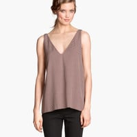 H&M V-neck Tank Top $34.95