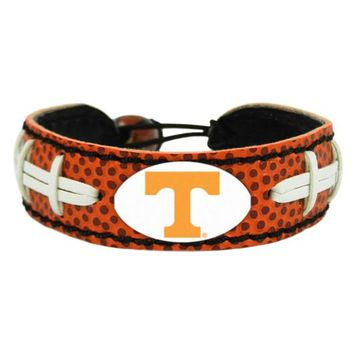 Tennessee Volunteers Classic Football Bracelet