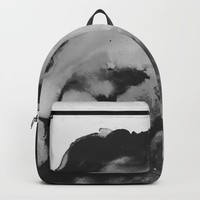 the comedown Backpack by duckyb