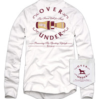 Over Under - Finest Call for Fall FSU Long Sleeve