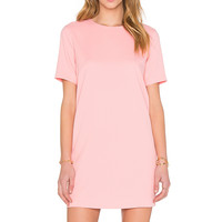 BLAQUE LABEL Shift Dress in Salmon